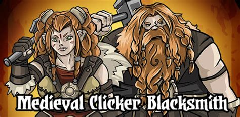 medieval clicker blacksmith  idle tap games