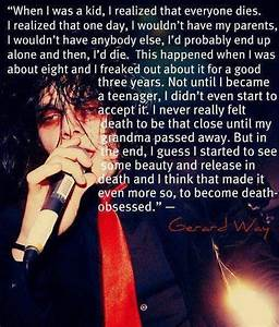 Gerard-Way's-Quotes-6-Last-One-For-Now by GHOULISHGLOW on ...