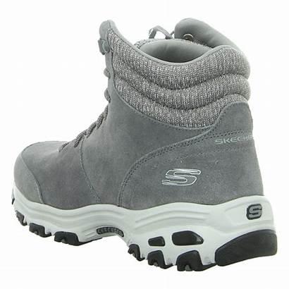 Skechers Flurry Chill Sneaker Lites Charcoal Schuhfachmann