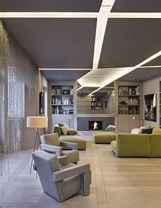 Appartement Contemporain : appartement contemporain parisien w par regis botta jo yana ~ Melissatoandfro.com Idées de Décoration