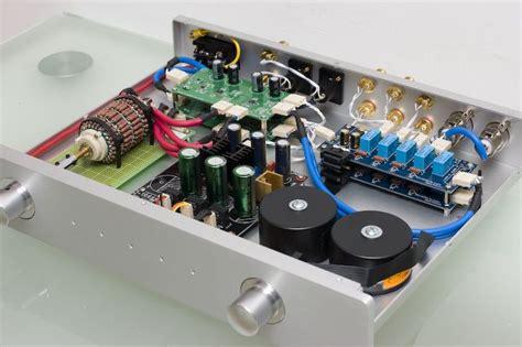 Shine 7  Diy Audio Balanced Preamp With Lme49720