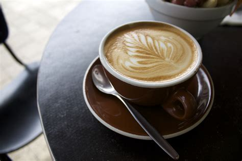 Flat White Coffee   Taken on an Art Deco tour of Napier, New   Flickr   Photo Sharing!