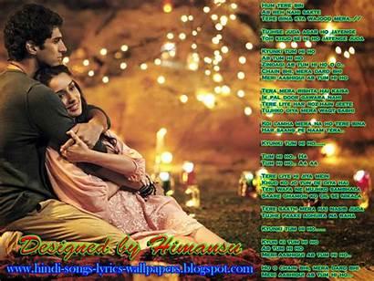 Lyrics Wallpapers Song Ho Tum Hi Hindi