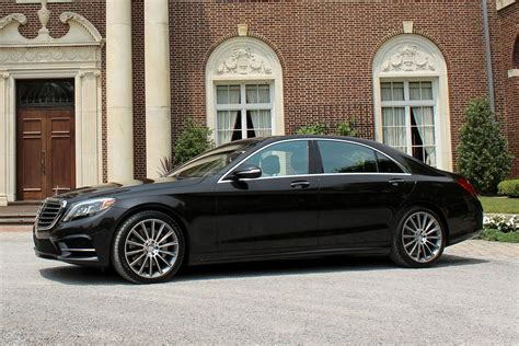 And an even more powerful and technologically advanced s65 amg model. 2015 Mercedes-Benz S550 4MATIC Review   Digital Trends