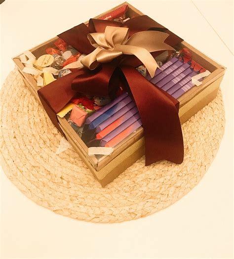 Saldumu mix, dāvanu kaste - Saldas dāvanas - Veikals ...