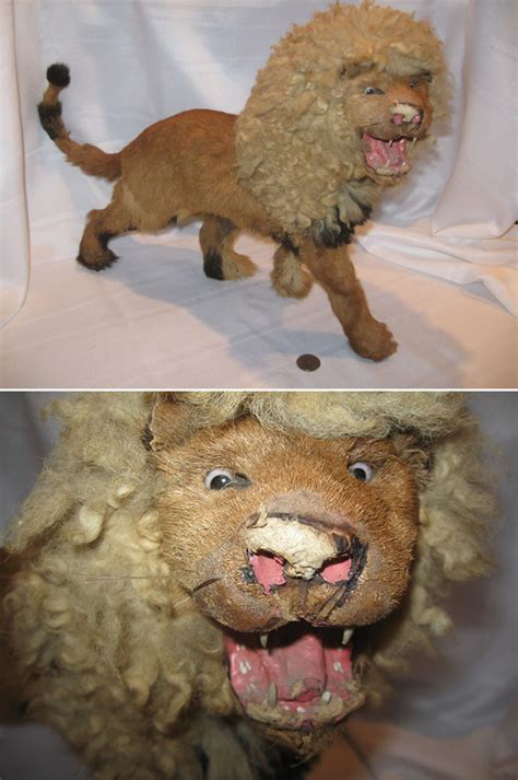 bad taxidermy creations  fucking horrific sick