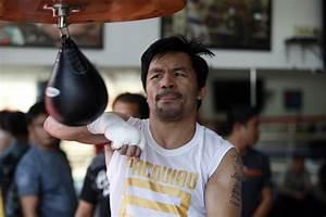BOXING CELVER: Manny Pacquiao returns against Lucas ...