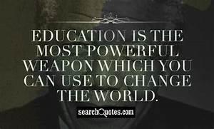 education, insp... Education Development Quotes