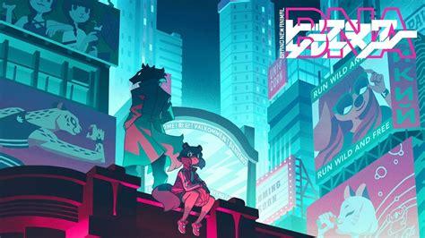 bna brand  animal anime
