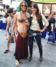 Leia and Han Solo Costume