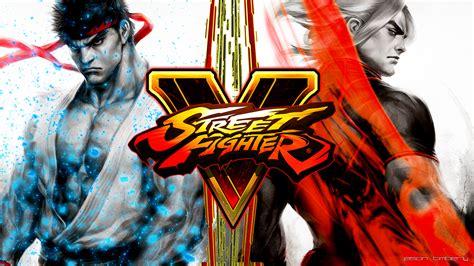 Street Fighter 5 Wallpaper 1080p Street Fighter Ryu Wallpapers Full Hd Gamers Wallpaper 1080p