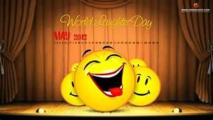 World Laughter Day Free Wallpaper Download Calendar ...