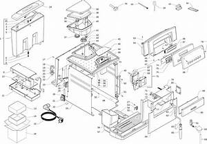 Gaggia Titanium Office Parts Diagram User Manual