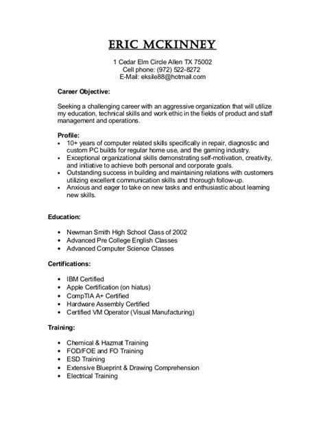 Technical Skills In Resume For Cse by 100 Technical Skills Resume Computer Science Computer