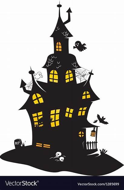 Haunted Mansion Vector Royalty Vectorstock Vectors