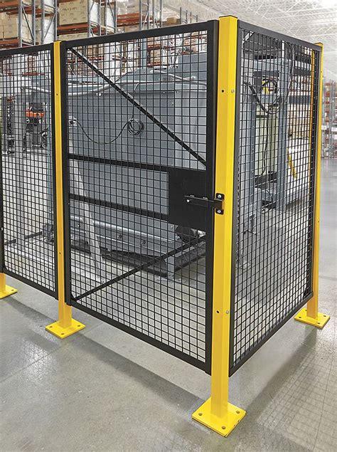 wire machine guards  stock uline