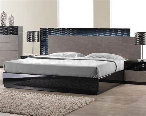 Beds, Contemporary Platform Bed, Modern From Furniture Nyc