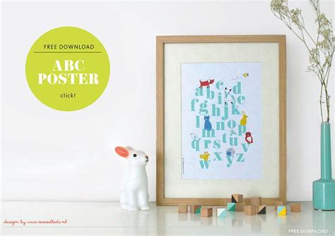 + Best Ideas About Abc Poster On Pinterest