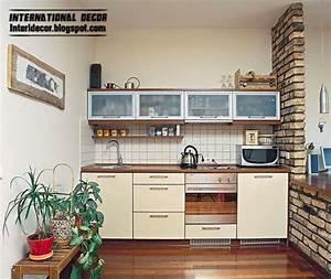 interior design 2014 small kitchen solutions 10 With small apartment kitchen design ideas