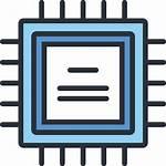 Hardware Icon Chip Icono Icons Gratis Landing