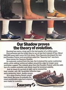 Throw Back Thursday – Running shoes and ads – 80's style