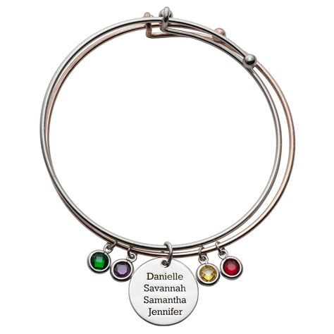 Expandable Double Bangle Bracelet With Names Sterling. Pen Watches. Mother Pearls. Victorian Necklace. Layered Gold Chains. Effy Emerald. Silver Clasp Bangle. Alternative Diamond. Labradorite Earrings