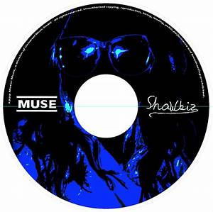 Muse Showbiz CD Cover by mazoonon on DeviantArt
