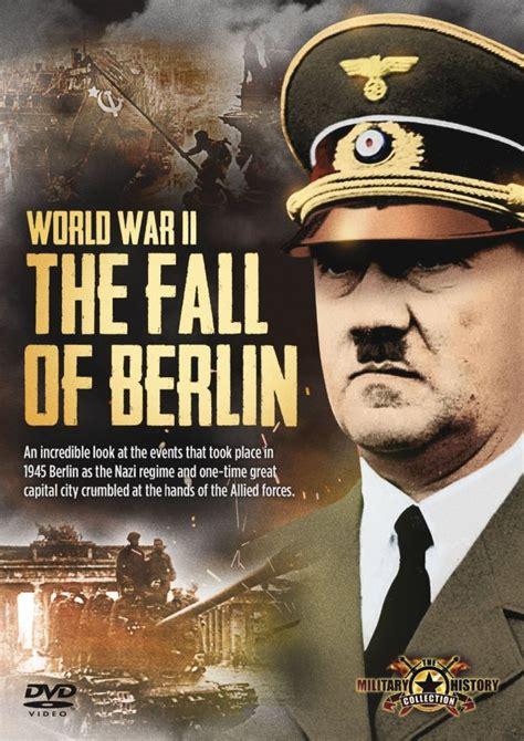world war ii  fall  berlin dvd zavvi
