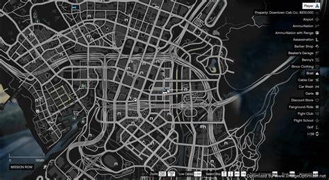 Gta Online Race Ending Garage [map Editor]