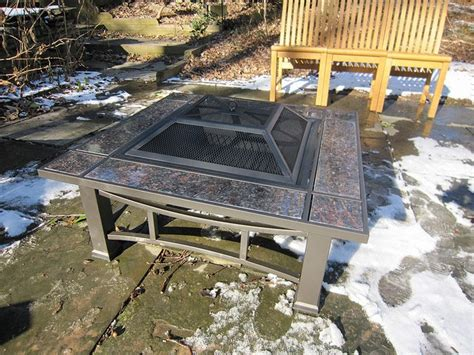 Why The Sojoe Fire Pit Is Good In The Back Yard
