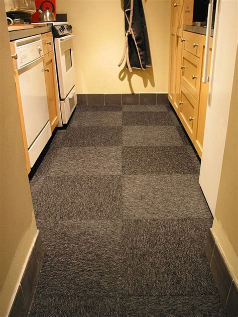 covering tiles in kitchen carpet tiles adorable and easy to install nytexas 6246