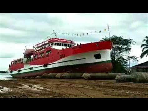 launching kapal latih poltekpel surabaya kl bung tomo