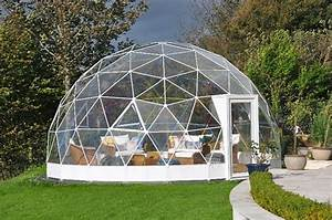 Garten Iglu Glas : would you put a 22 000 igloo in your garden is it a conservatory for a moonbase no it 39 s this ~ Sanjose-hotels-ca.com Haus und Dekorationen