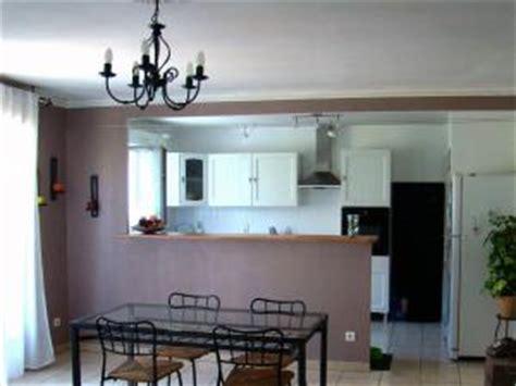 cloison separation cuisine sejour cloison separation cuisine sejour 3 bar de cuisine