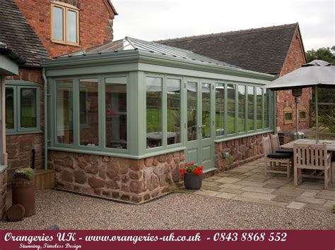 Conservatory : Bespoke Conservatories From