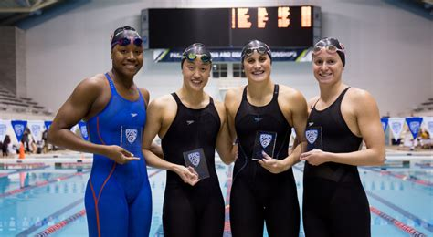 ncaa american records highlight day   pac  womens