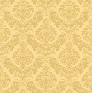 Gold Brocade Wallpaper - WallpaperSafari