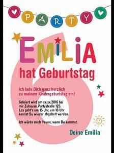 Kindergeburtstag 4 Jahre Mädchen : einladungskarten kindergeburtstag einladung pdf zum selbstdruck ein designerst ck von ~ Frokenaadalensverden.com Haus und Dekorationen
