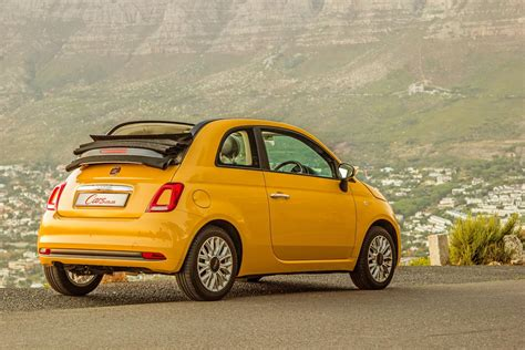 Fiat Car : Fiat 500c 0.9 Twinair Lounge Auto (2017) Review