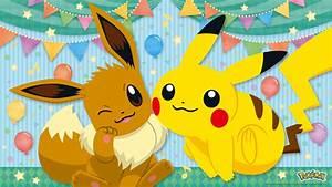 Pokemon Birthday Card Hot Girl HD Wallpaper