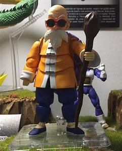 Master Roshi S.H. Figuarts Dragonball Figure Revealed ...