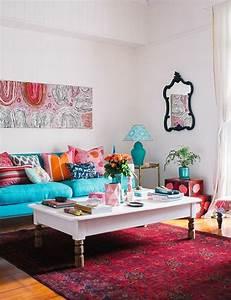 quelle couleur pour un salon 80 idees en photos With tapis rouge avec canapé contemporain haut de gamme