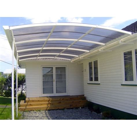 roof awning polycarbonate roofing ue sc