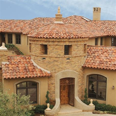 clay tile roof boral mediterranean san francisco by