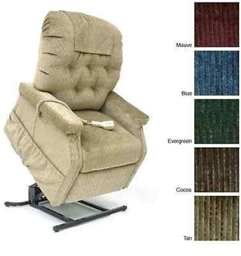 padded stand up electric power lift chair accessible