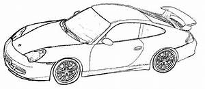 coloriages a imprimer porsche numero 106181 With clic volvo sports car