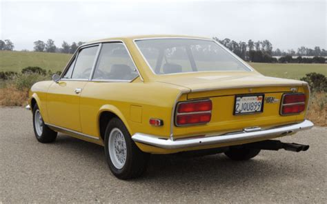 Fiat 124 For Sale by 1970 Fiat 124 Sport Coupe Classic Italian Cars For Sale