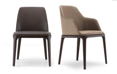 chaise avec accoudoir but chairs poliform grace