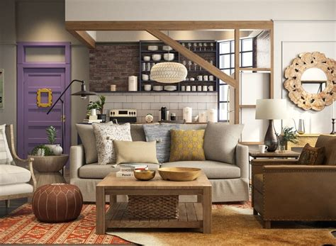 idée déco appartement friends veja como seriam os apartamentos da s 233 rie hoje casa e jardim curiosidades