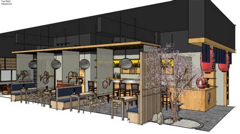 id馥s cuisine sushi restaurant 3d warehouse